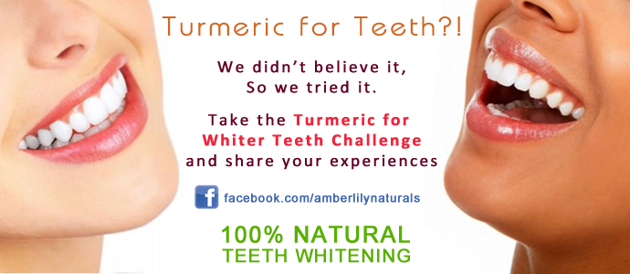 Turmeric Teeth Whitening At Home - Mommypotamus